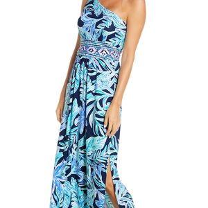 NWT Lilly Pulitzer Malia Maxi Dress M
